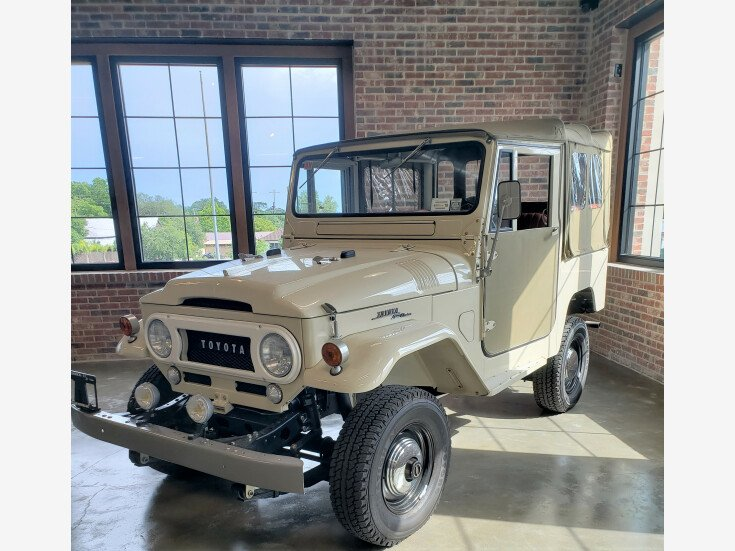 1965 Toyota Land Cruiser for sale near St  Augustine