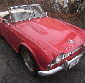 1965 Triumph TR4 for sale 101283942