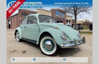 1965 Volkswagen Beetle for sale 101471112