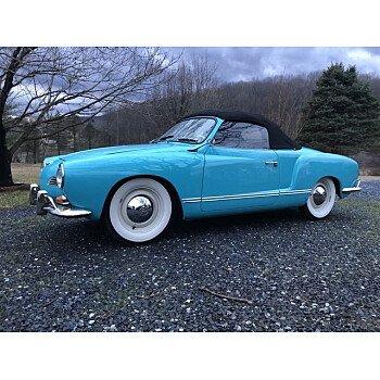 1965 Volkswagen Karmann-Ghia for sale 101319911