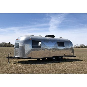 1966 Airstream Overlander for sale 300196325