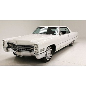 1966 Cadillac De Ville for sale 101243180