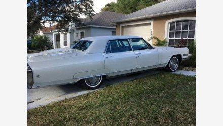 1966 Cadillac Fleetwood for sale 101334157