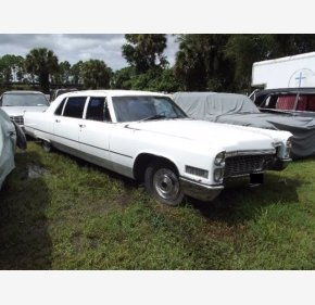 1966 Cadillac Fleetwood for sale 101386383