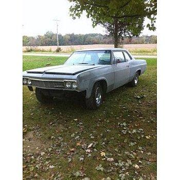 1966 Chevrolet Biscayne for sale 101573302