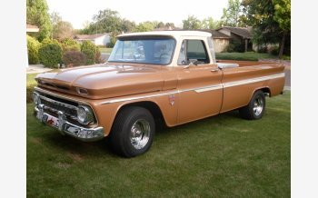 1966 Chevrolet C/K Truck Custom Deluxe for sale 101072747