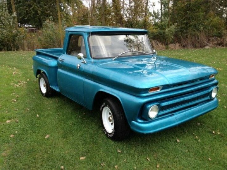 Trucks For Sale In Michigan >> 1966 Chevrolet C K Truck For Sale Near Cadillac Michigan