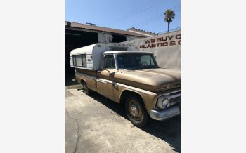 1966 Chevrolet C/K Truck Camper Special for sale 101236780