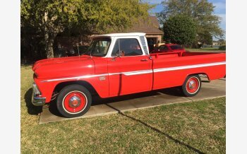 1966 Chevrolet C/K Truck Custom Deluxe for sale 101432147