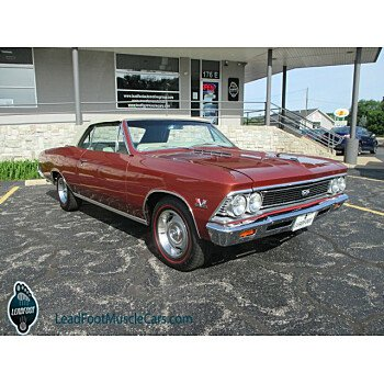 1966 Chevrolet Chevelle for sale 100923726