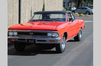1966 Chevrolet Chevelle for sale 101095730
