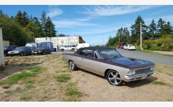 1966 Chevrolet Chevelle Malibu for sale 101216990