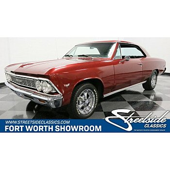 1966 Chevrolet Chevelle Malibu for sale 101080341