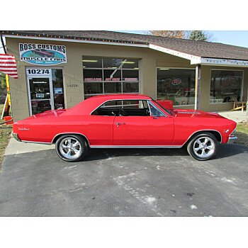 1966 Chevrolet Chevelle for sale 101250119