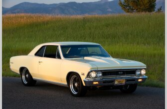 1966 Chevrolet Chevelle SS for sale 101393851