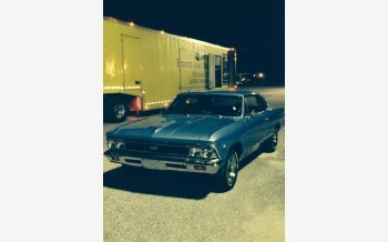 1966 Chevrolet Chevelle SS for sale 101435664