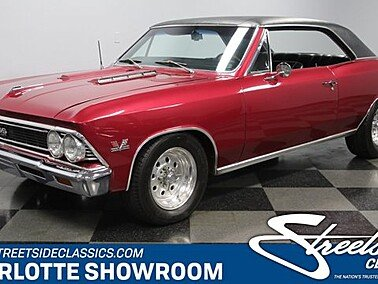 1966 Chevrolet Chevelle SS for sale 101531907