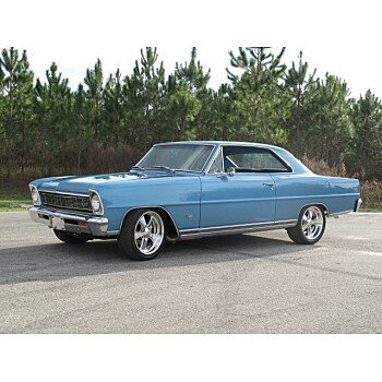 1966 Chevrolet Chevy II for sale 101074609