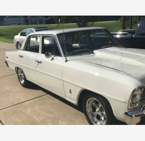 1966 Chevrolet Chevy II for sale 101126101