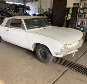 1966 Chevrolet Corvair Monza Convertible for sale 101240706