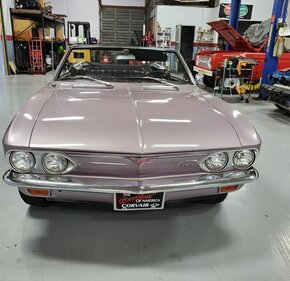 1966 Chevrolet Corvair Monza Convertible for sale 101407295