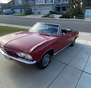 1966 Chevrolet Corvair Monza Convertible for sale 101490750