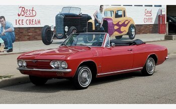 1966 Chevrolet Corvair Monza Convertible for sale 101607784