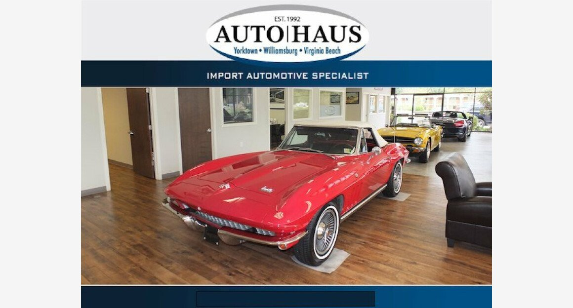 1966 Chevrolet Corvette for sale 101017237