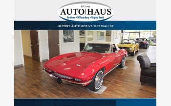1966 Chevrolet Corvette for sale 101074587