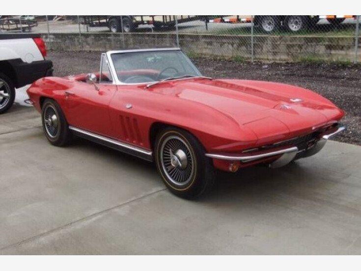 1966 Chevrolet Corvette Convertible for sale 100861158