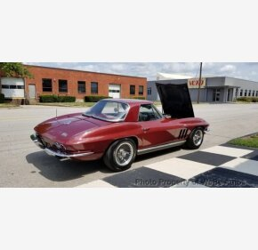 1966 Chevrolet Corvette Convertible for sale 101031346