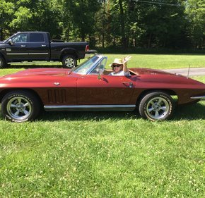 1966 Chevrolet Corvette Convertible for sale 101201330