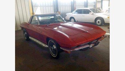 1966 Chevrolet Corvette for sale 101220740