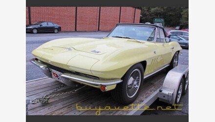 1966 Chevrolet Corvette for sale 101307616