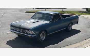 1966 Chevrolet El Camino V8 for sale 101456717
