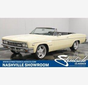 1966 Chevrolet Impala for sale 101089189