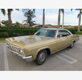 1966 Chevrolet Impala for sale 101107135