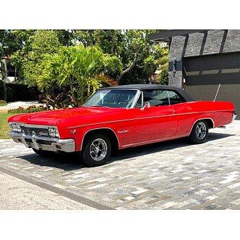 1966 Chevrolet Impala for sale 101304971