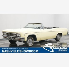 1966 Chevrolet Impala for sale 101318188