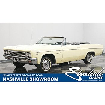 1966 Chevrolet Impala Convertible for sale 101318188