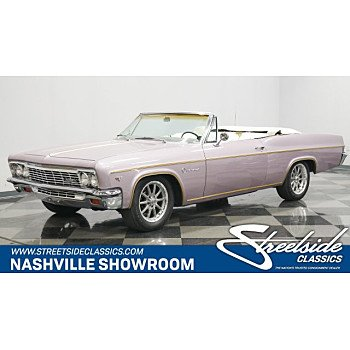 1966 Chevrolet Impala Convertible for sale 101323578