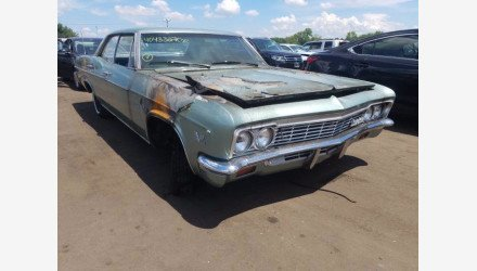 1966 Chevrolet Impala for sale 101413735