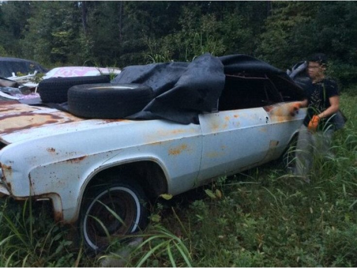 1966 Chevrolet Impala Convertible for sale 101546368