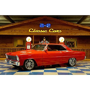 1966 Chevrolet Nova for sale 101094826