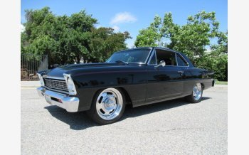 1966 Chevrolet Nova Coupe for sale 101141690