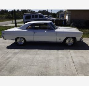 1966 Chevrolet Nova for sale 100973909