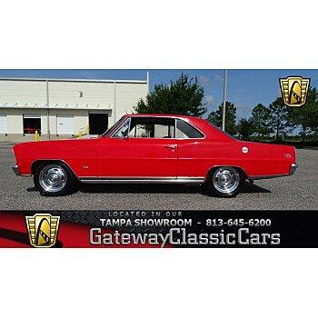 1966 Chevrolet Nova for sale 100996741