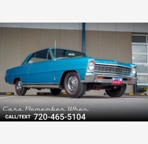 1966 Chevrolet Nova for sale 101018881