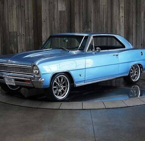 1966 Chevrolet Nova for sale 101128765
