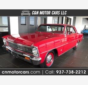 1966 Chevrolet Nova Classics for Sale - Classics on Autotrader